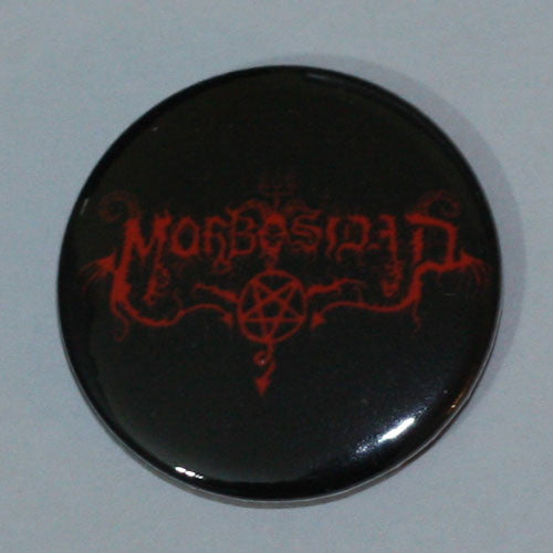 Morbosidad - Red Logo (Badge)