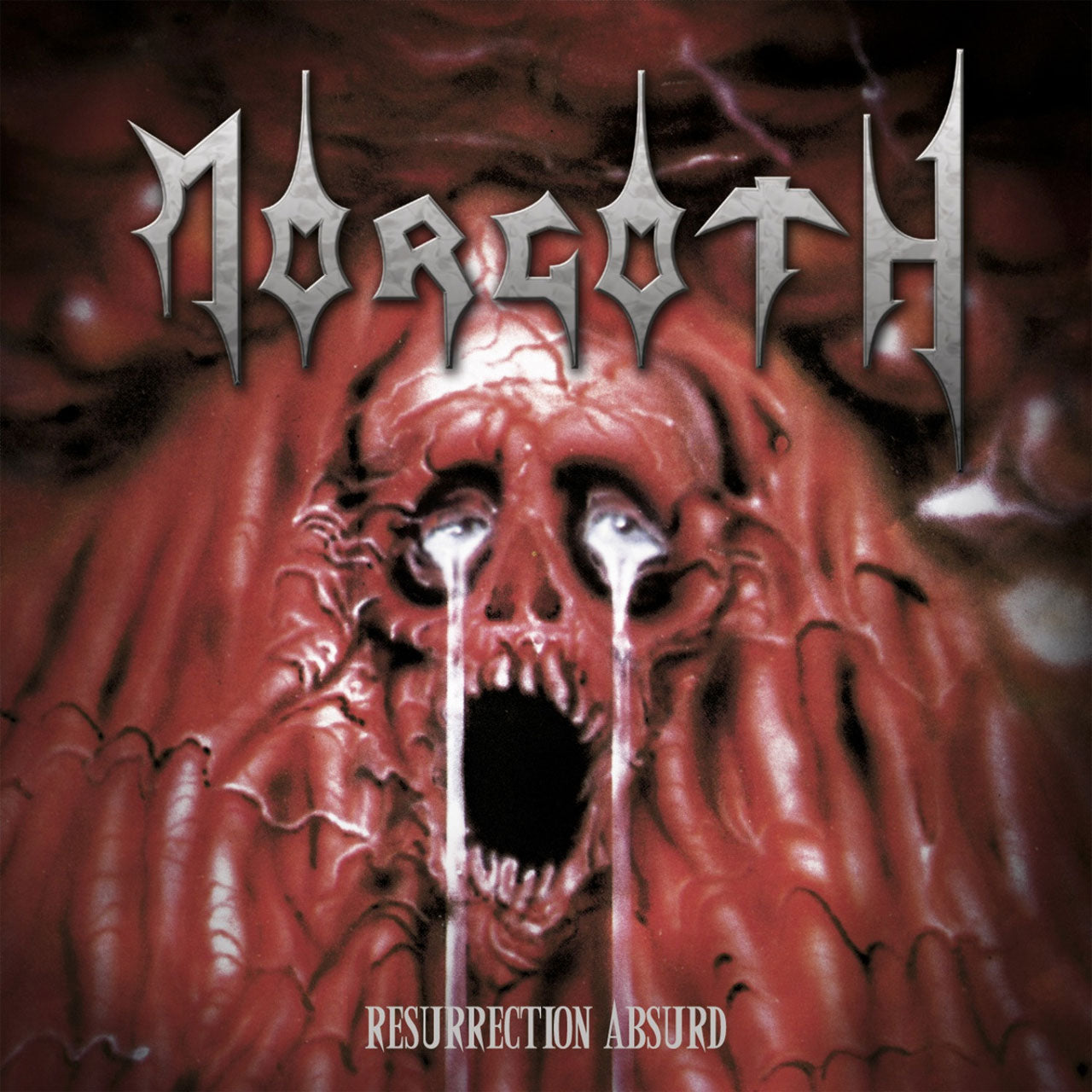 Morgoth - Resurrection Absurd / The Eternal Fall (2011 Reissue) (CD)