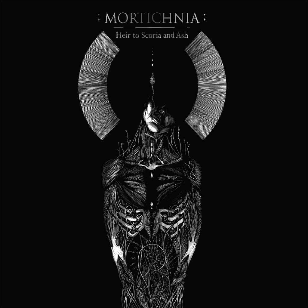 Mortichnia - Heir to Scoria and Ash (CD)