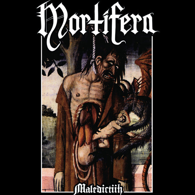 Mortifera - Maledictiih (Digipak CD)