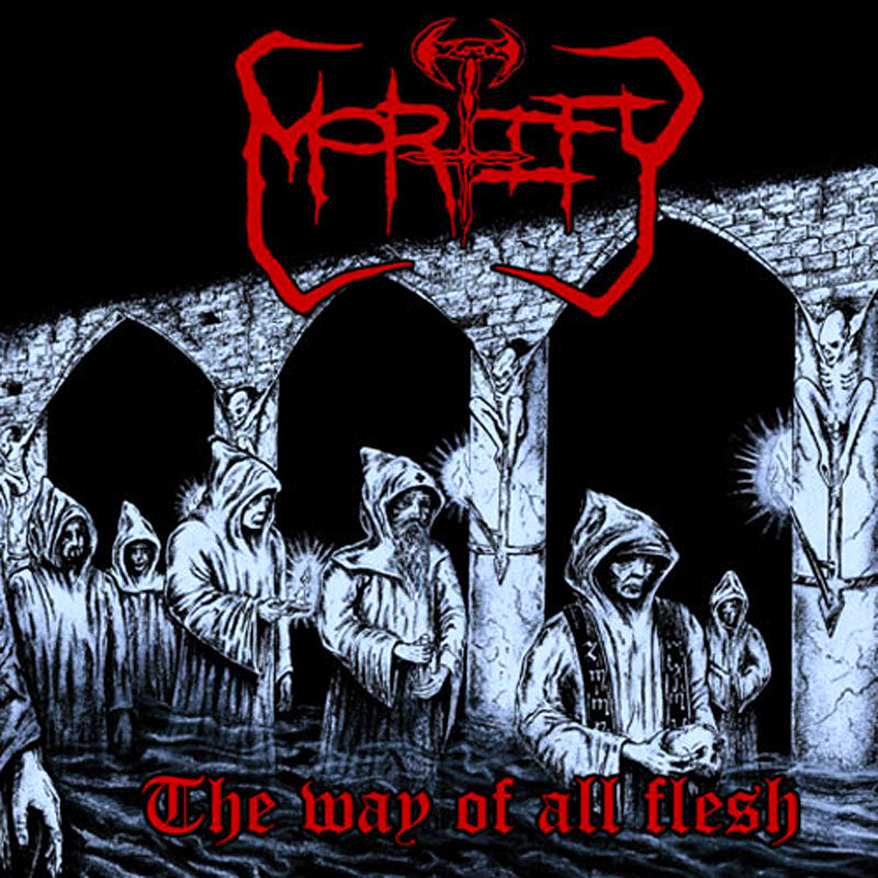 Mortify - The Way of All Flesh (CD)