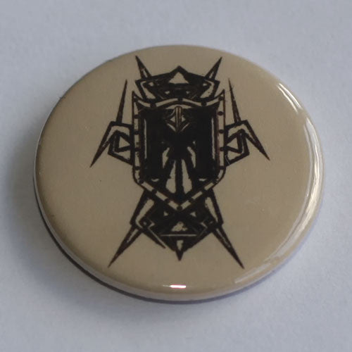 Mortiis - Logo Shield (Badge)