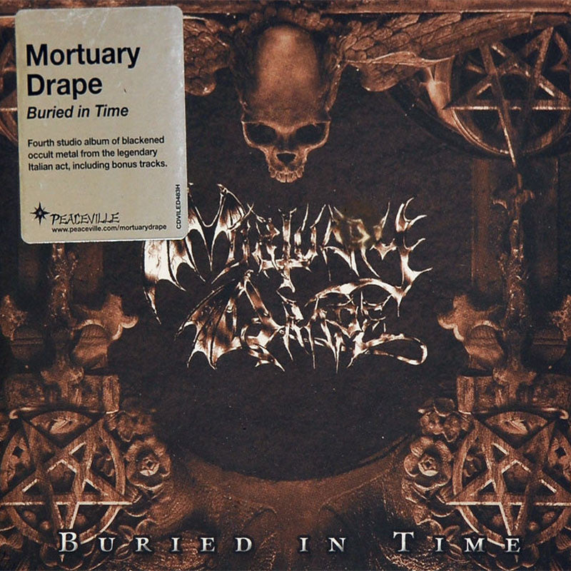 Mortuary Drape - Buried in Time (2013 Reissue) (CD)