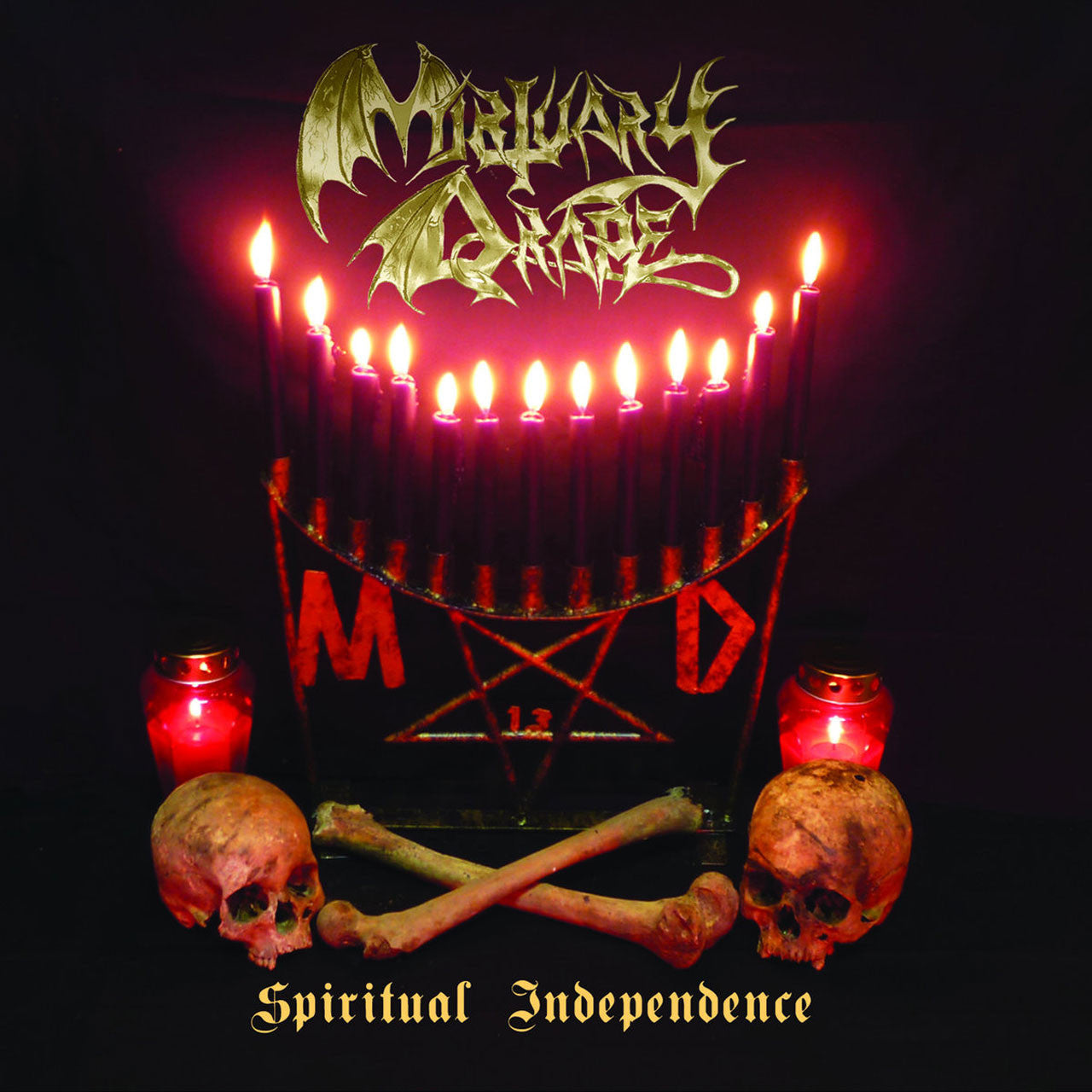Mortuary Drape - Spiritual Independence (Digipak CD)