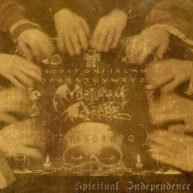 Mortuary Drape - Spiritual Independence (LP)