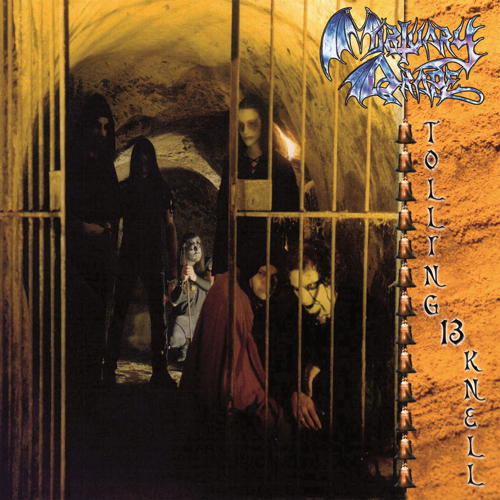 Mortuary Drape - Tolling 13 Knell (2013 Reissue) (CD)