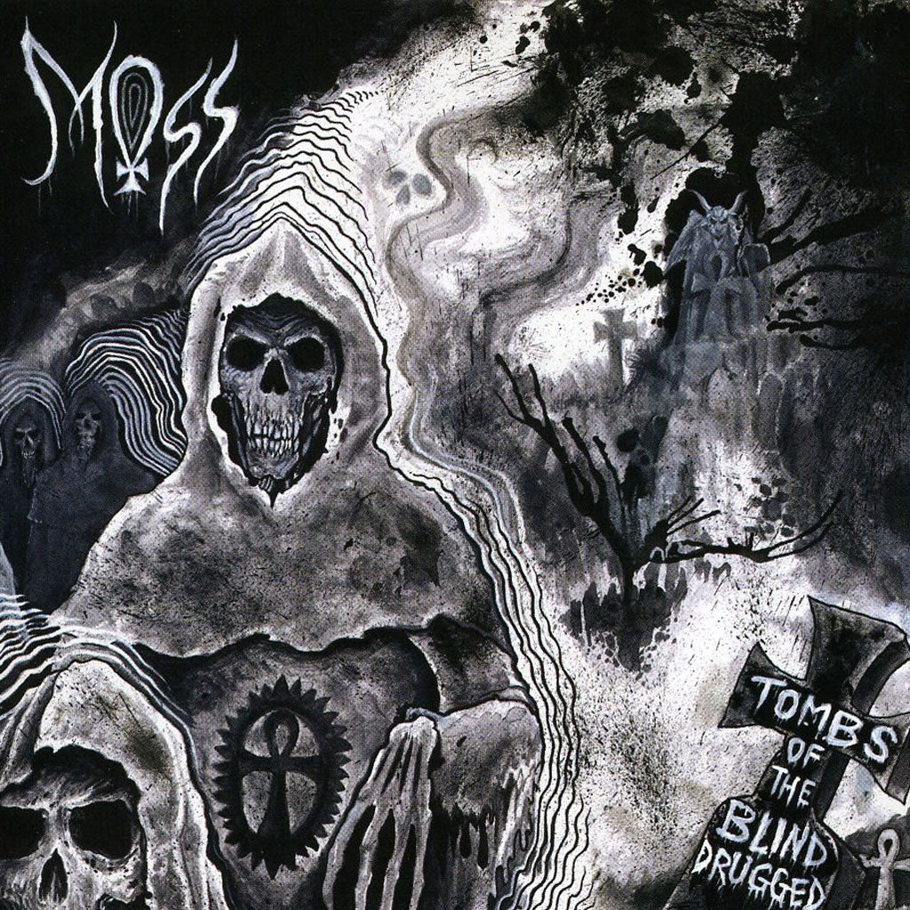 Moss - Tombs of the Blind Drugged (Digipak CD)