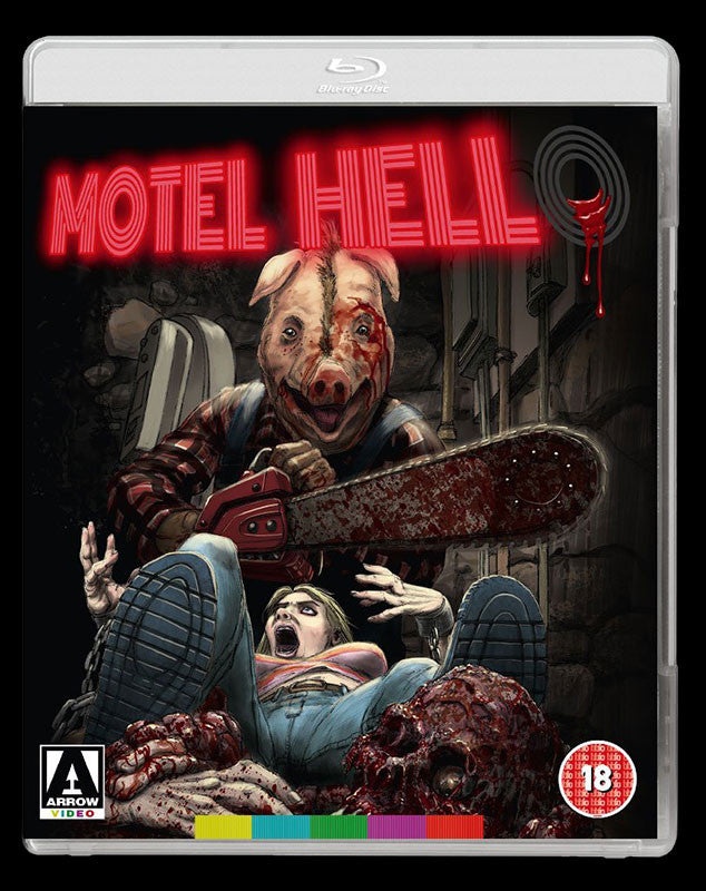 Motel Hell (1980) (Blu-ray + DVD)