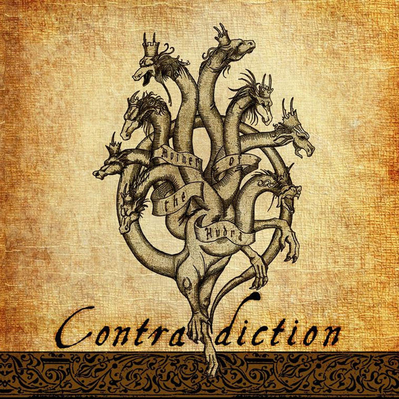 Mother of the Hydra - Contradiction (CD)