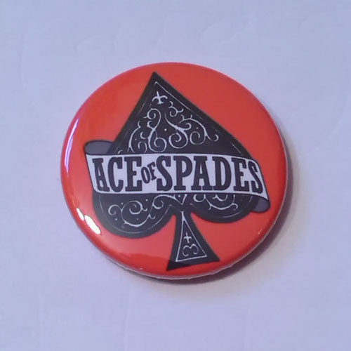 Motorhead - Ace of Spades (Badge)