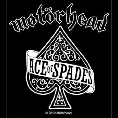 Motorhead - Ace of Spades (Sticker)