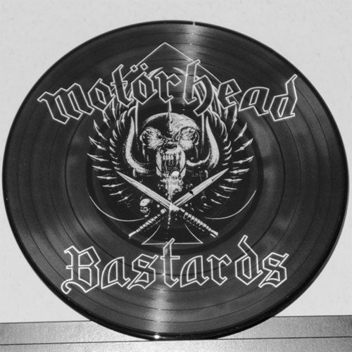 Motorhead - Bastards (2007 Reissue) (Picture Disc LP)