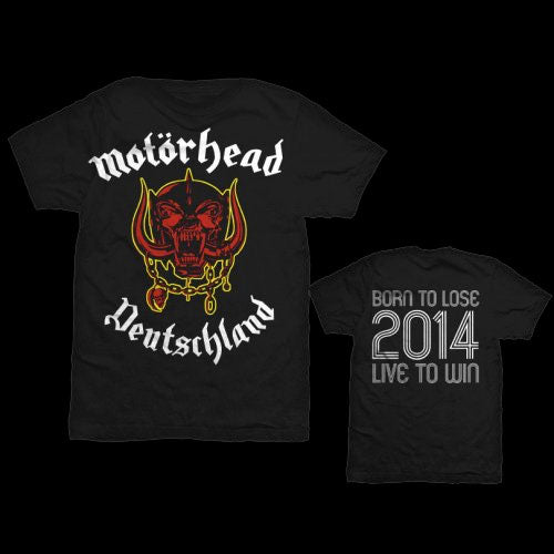 Motorhead - Deutschland (World Cup 2014) (T-Shirt)