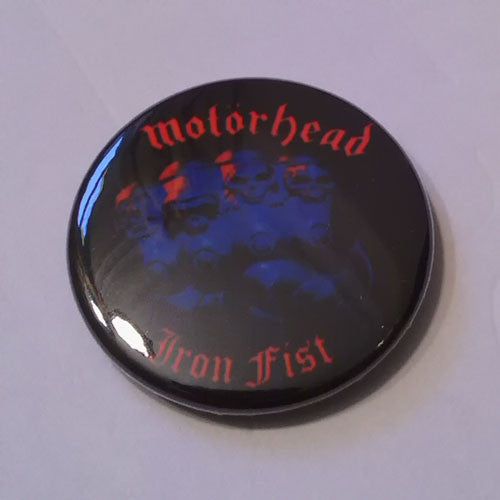 Motorhead - Iron Fist (Badge)