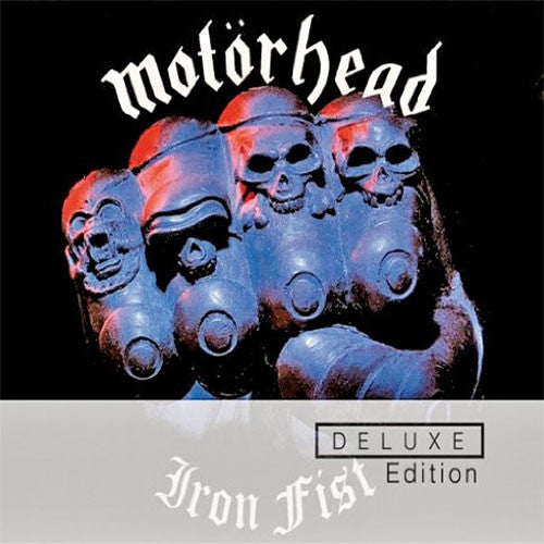 Motorhead - Iron Fist (Deluxe Edition) (Digipak 2CD)