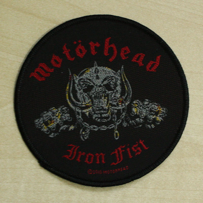 IRON ON Embroidered Patch Im loving it