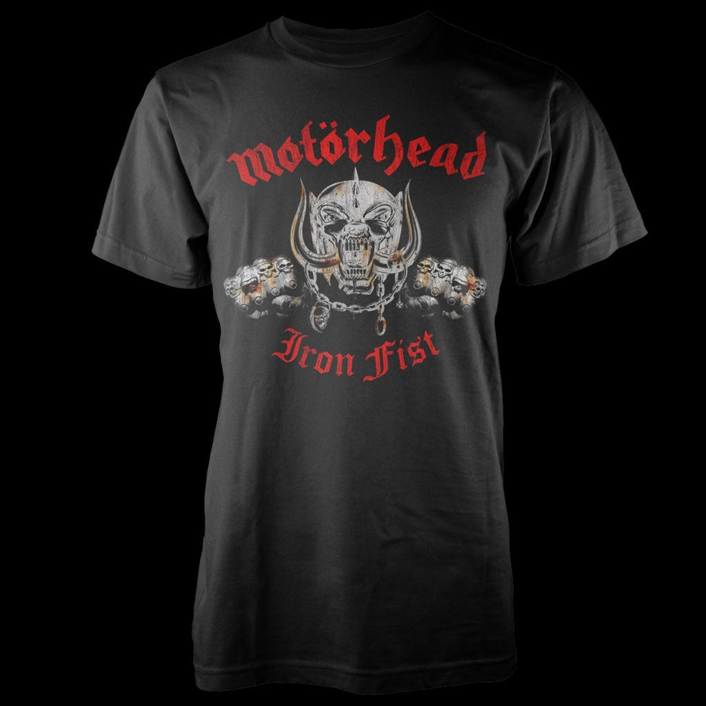 Motorhead - Iron Fist (T-Shirt)