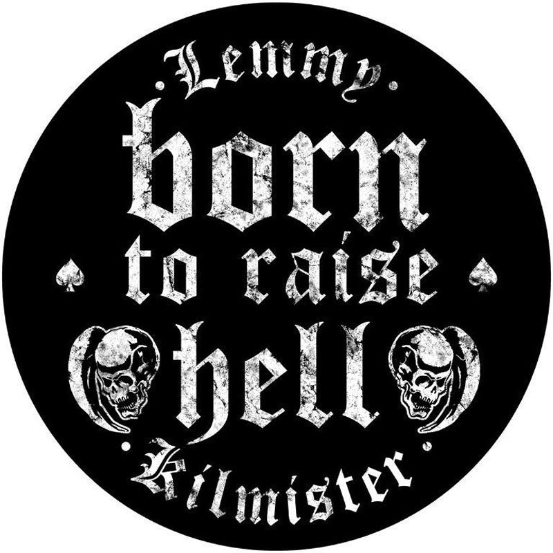Motorhead - Lemmy: Born to Raise Hell (Backpatch)