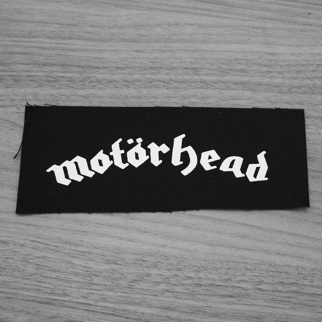 Motorhead - Logo (Printed Patch)