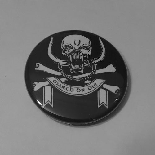 Motorhead - March or Die (Badge)