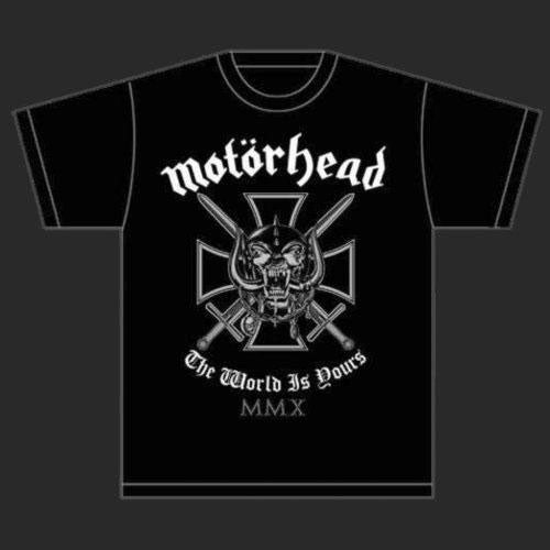 Motorhead - The World is Yours MMX (T-Shirt)
