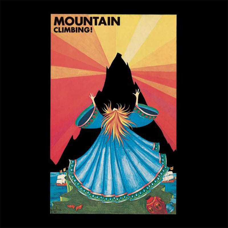 Mountain - Climbing (CD)