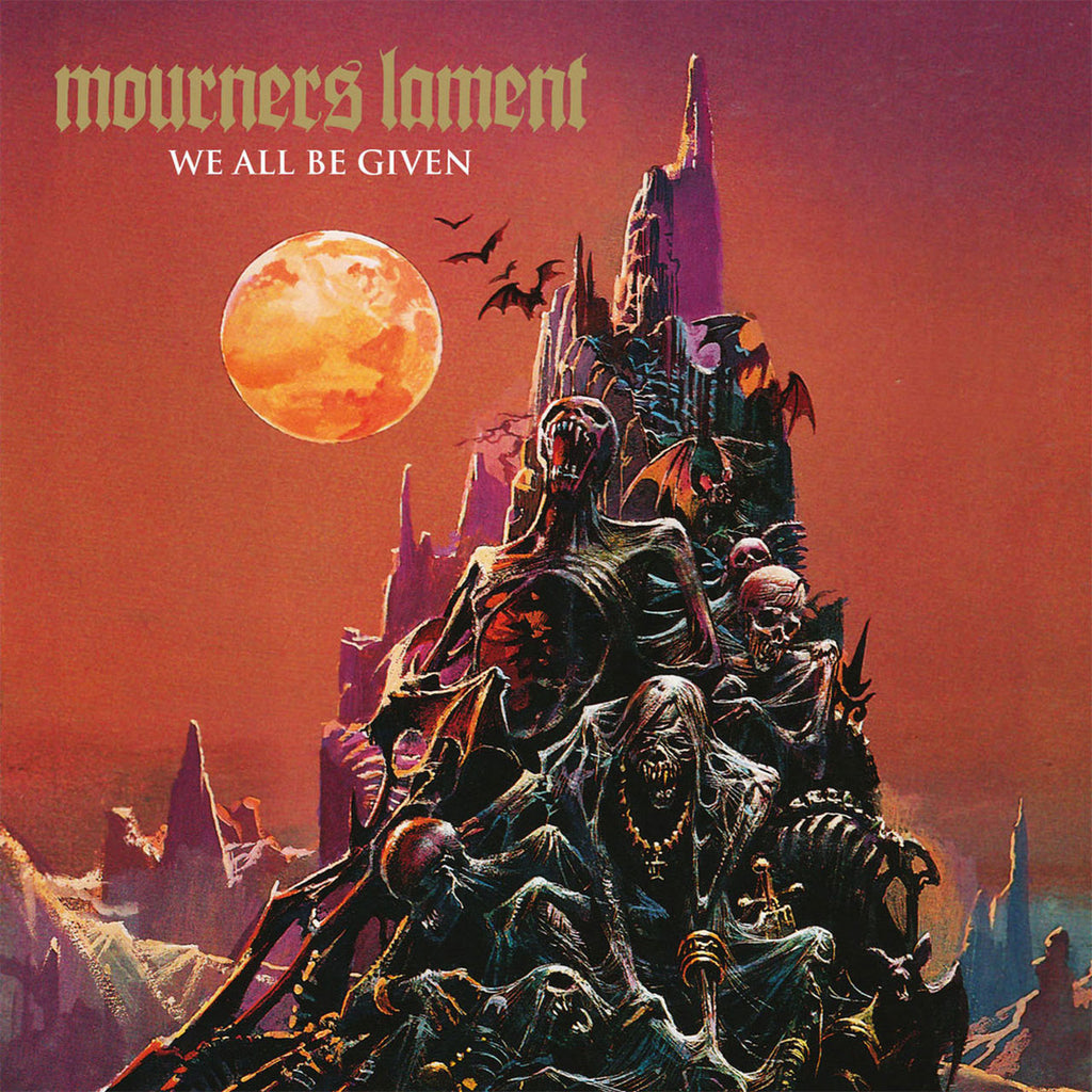 Mourners Lament - We All Be Given (2017 Reissue) (CD)