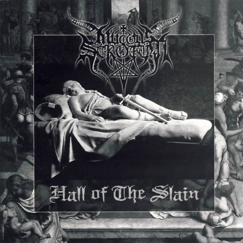 Mucous Scrotum - Hall of the Slain (CD)