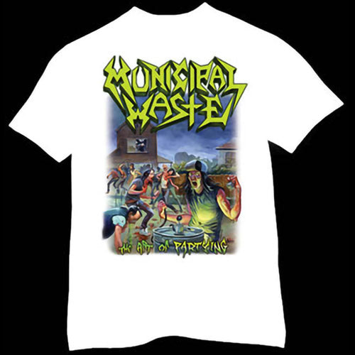 Municipal Waste - The Art of Partying (T-Shirt)
