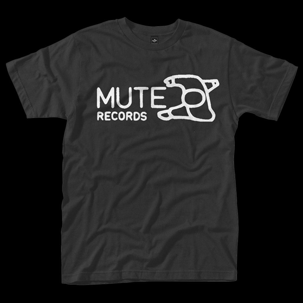 Mute Records White Logo (T-Shirt)