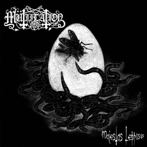Mutiilation - Majestas Leprosus (2012 Reissue) (CD)