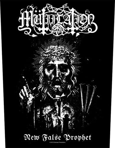 Mutiilation - New False Prophet (Backpatch)