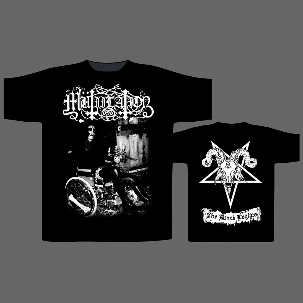 Mutiilation - The Black Legions (T-Shirt)