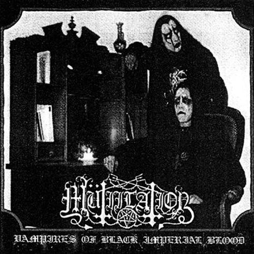 Mutiilation - Vampires of Black Imperial Blood (2009 Reissue) (CD)
