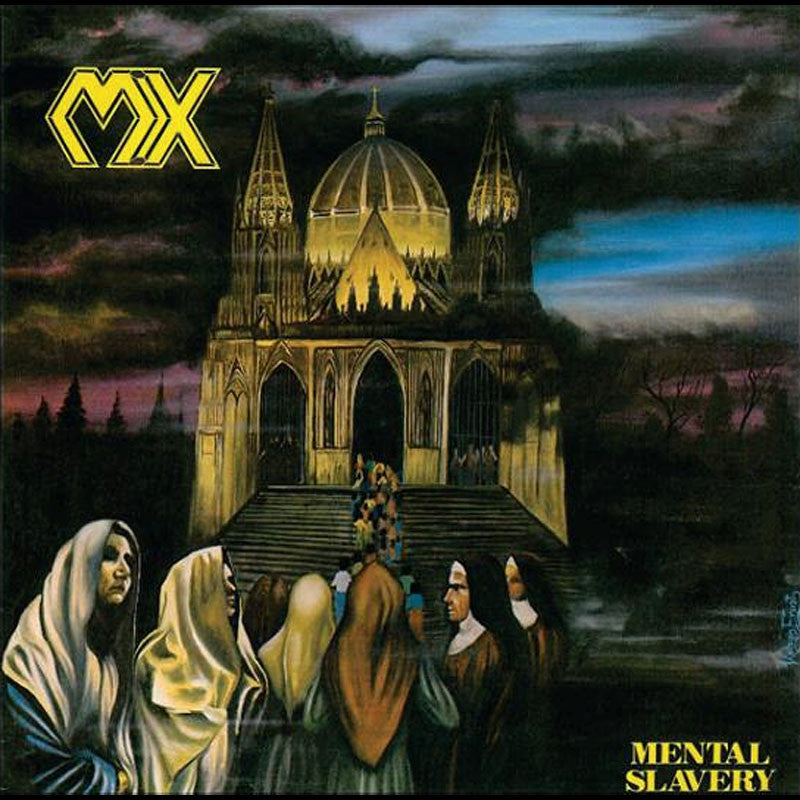 MX - Mental Slavery (2016 Reissue) (CD)