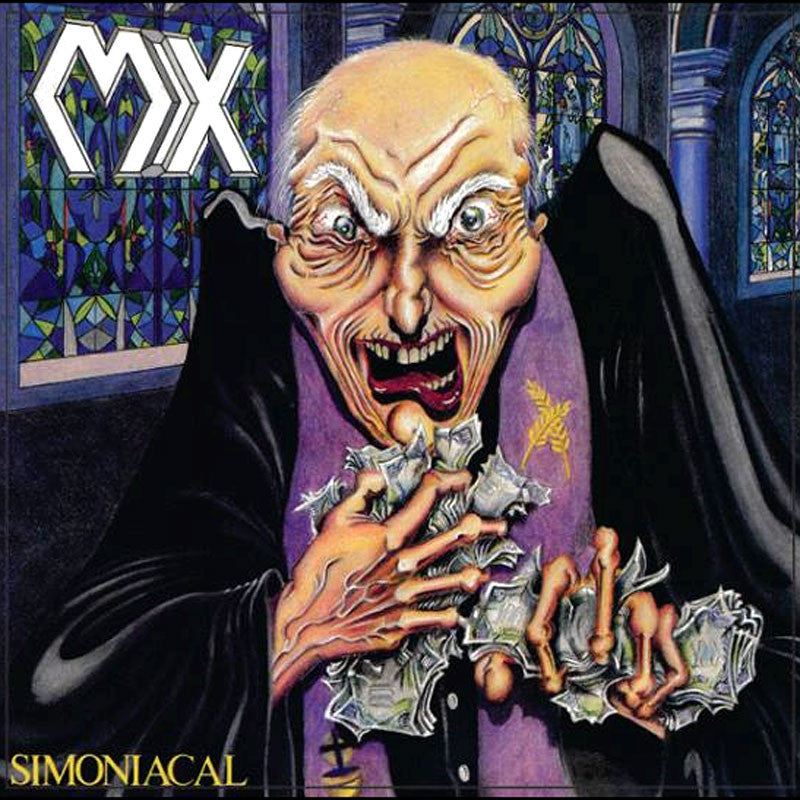MX - Simoniacal (2016 Reissue) (CD)