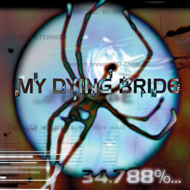 My Dying Bride - 34.788%... Complete (2004 Reissue) (CD)