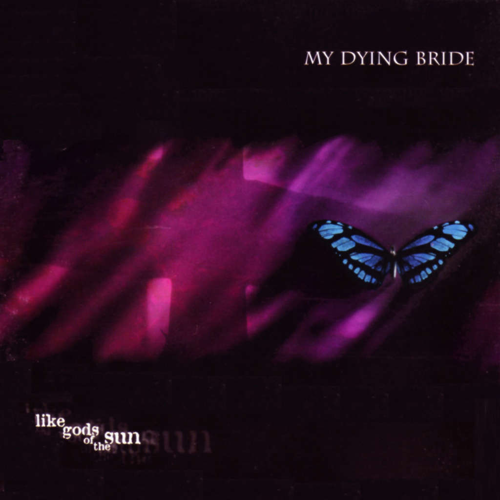 My Dying Bride - Like Gods of the Sun (2003 Reissue) (CD)