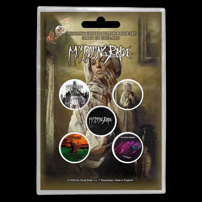My Dying Bride - The Ghost of Orion (Badge Pack)