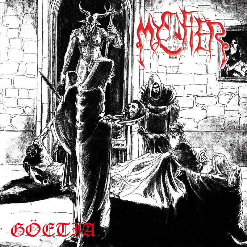 Mystifier - Goetia (2015 Reissue) (LP)