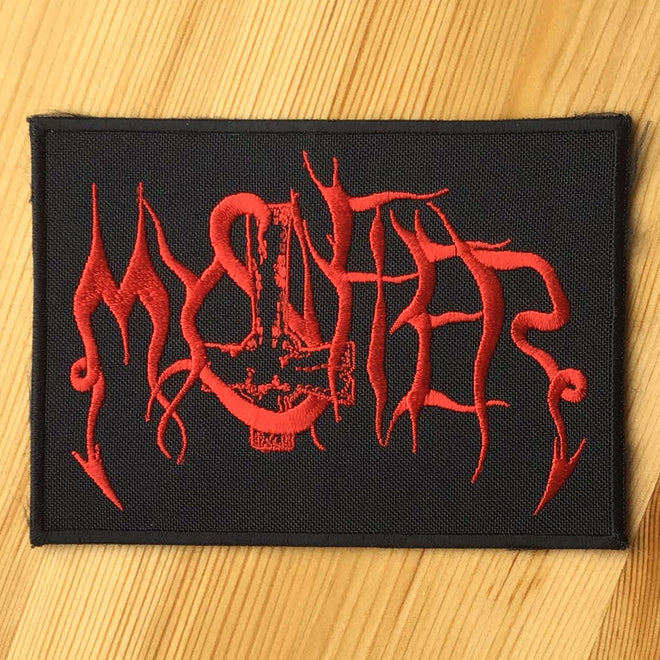 Mystifier - Red Logo (Embroidered Patch)