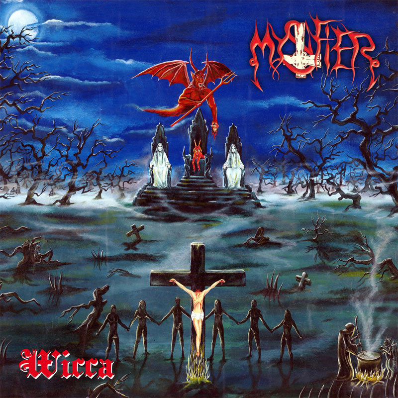 Mystifier - Wicca (2015 Reissue) (LP)