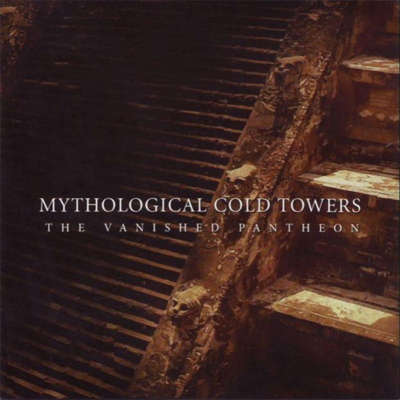 Mythological Cold Towers - The Vanished Pantheon (CD)