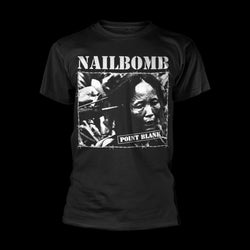 Nailbomb - Point Blank (T-Shirt)