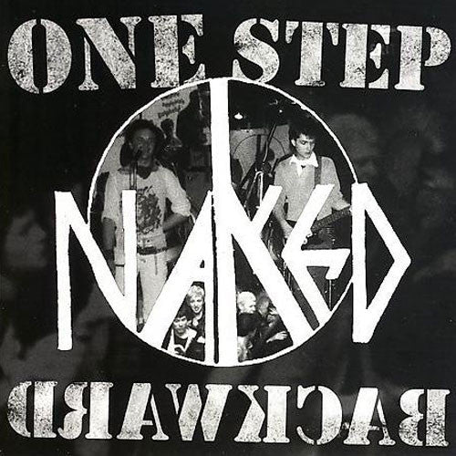 Naked - One Step Backward (CD)