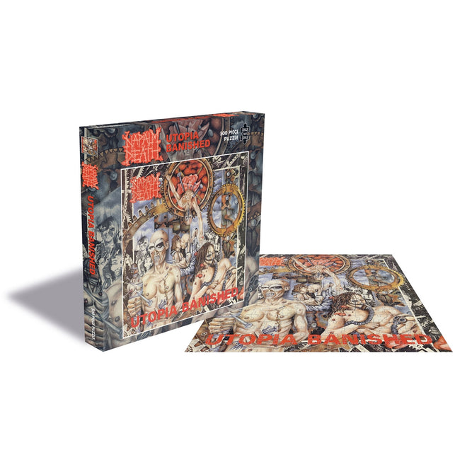 Napalm Death - Utopia Banished (Jigsaw Puzzle)