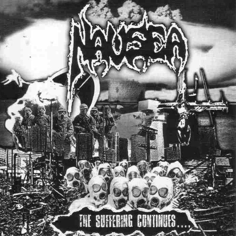 Nausea - The Suffering Continues (CD)