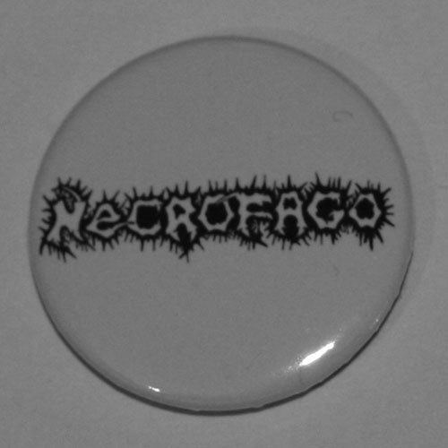 Necrofago - Logo (Badge)