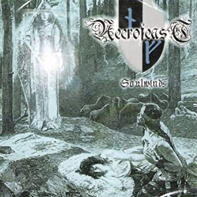 Necrofeast - Soulwinds (CD)