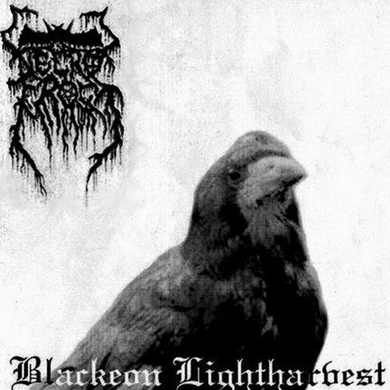 Necrofrost - Blackeon Lightharvest (CD)